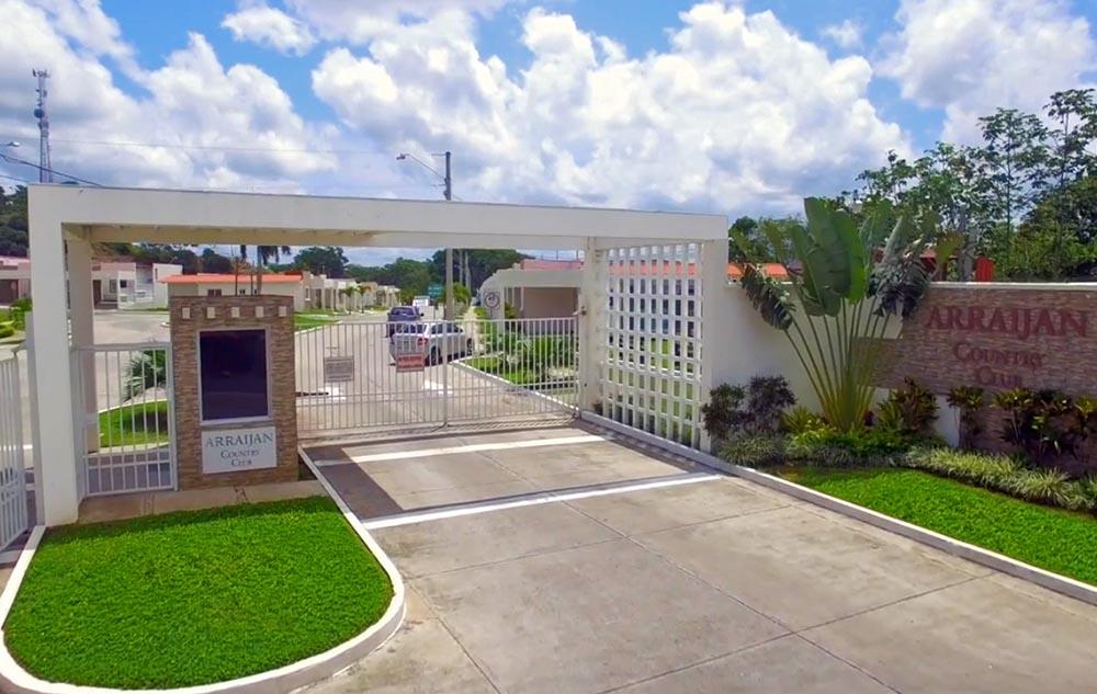 Proyectos de casas en arraijan country club panamá
