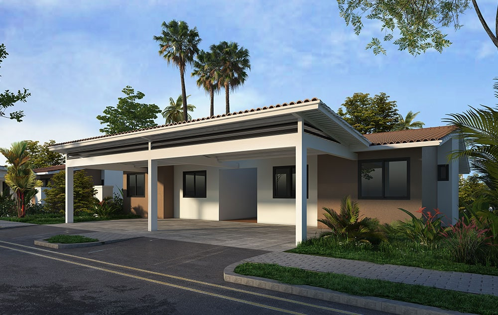 Modelo Cala. Proyecto Inmobiliario  Summer Village