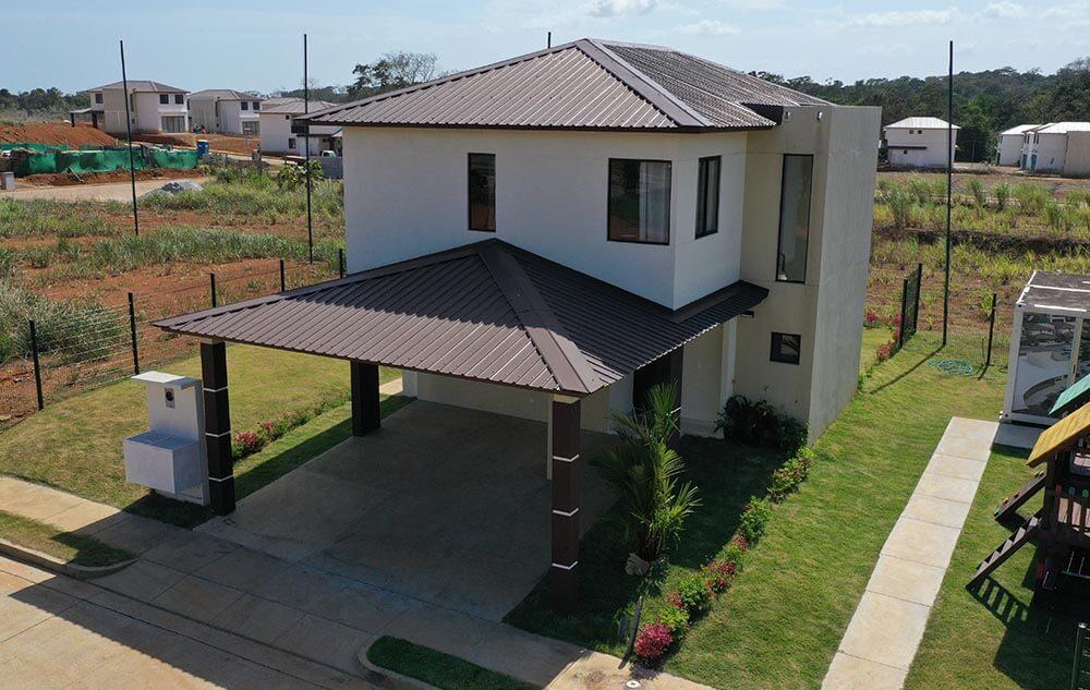 Avance de obra proyecto casas Riverview oeste panama - grupo iu (10)