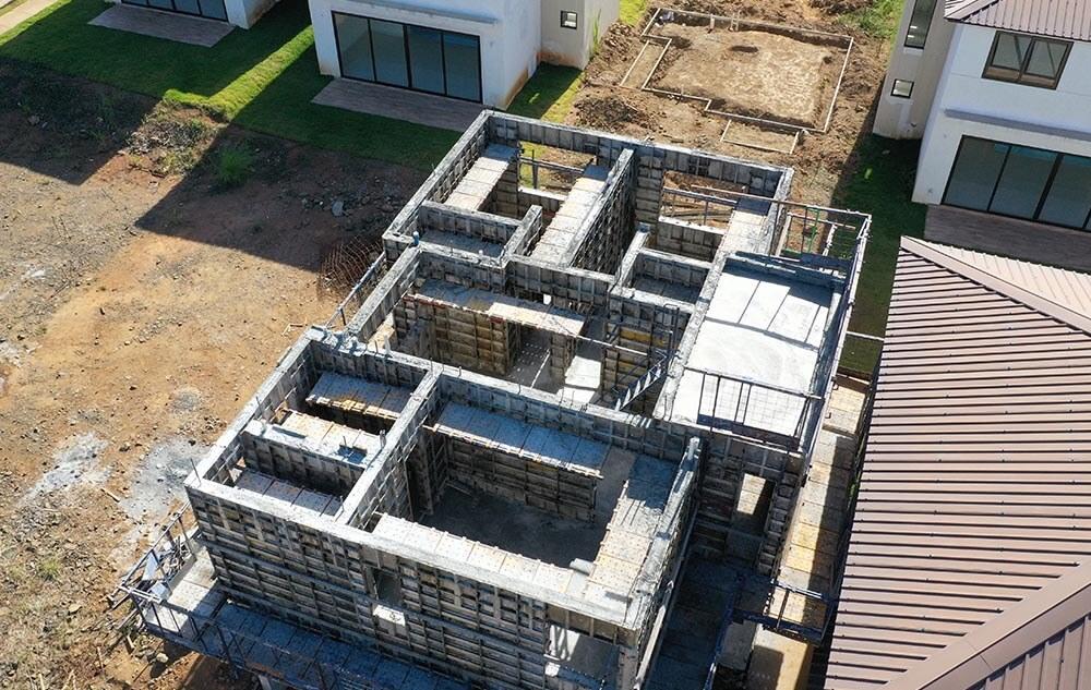 Avance de obra proyecto casas Riverview oeste panama - grupo iu (2)