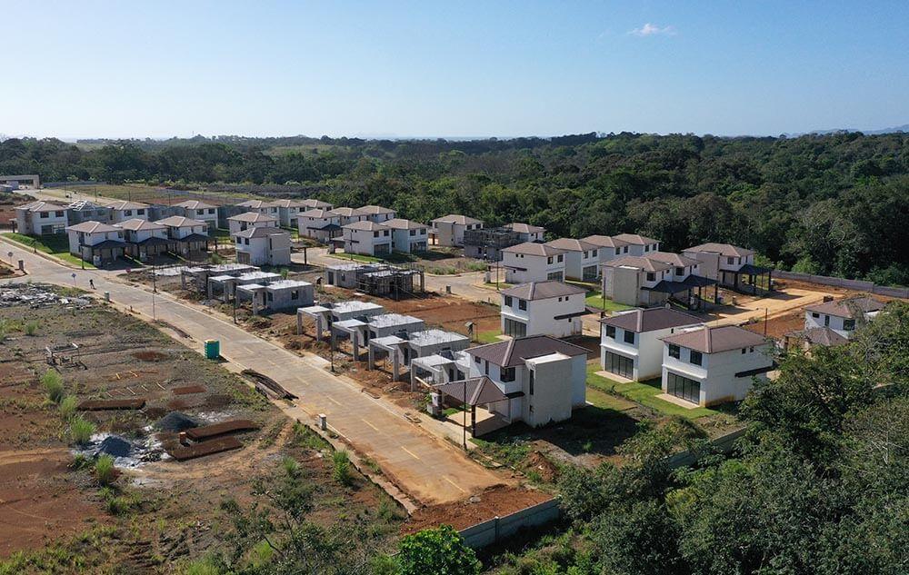 Avance de obra proyecto casas Riverview oeste panama - grupo iu (6)