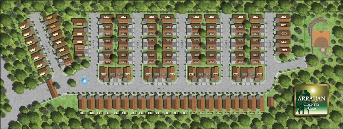 Proyectos de casas en Arraiján